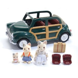 Calico Critters Car