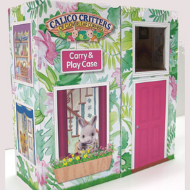 Calico Critters Carry Case