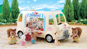 Ice Cream Truck Calico Critters