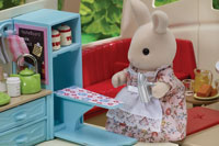 Calico Critters Caravan Kitchen