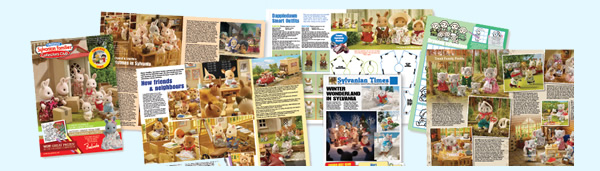 Sylvanian Families Collector's Club